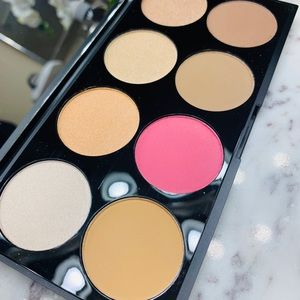 Brand New Elf holiday edition face palette